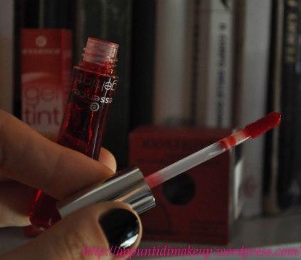 gel tint essence applicatore