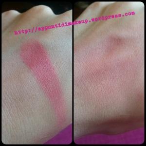 kiko rebel romantic bouncy blush 02 adorable pink