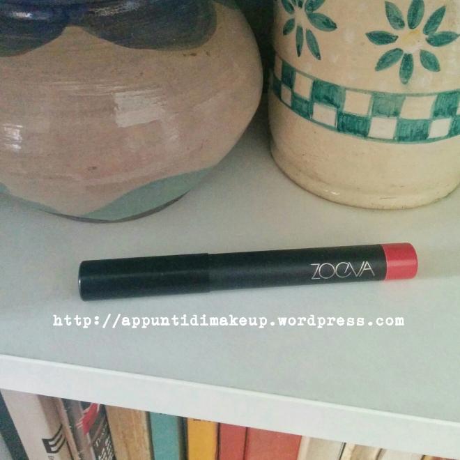 zoeva lip crayon silly love
