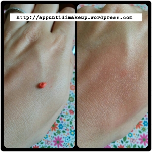 bourjois 12hr aqua blush swatch 02 cocoricorail